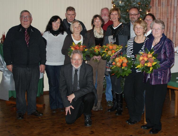 SVBH- und FLVW-Ehrungen 2012